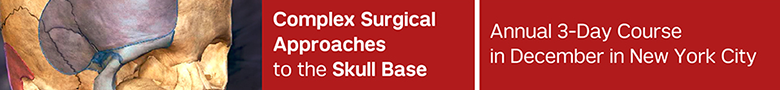 Complex Surgical Approaches to the Skull Base